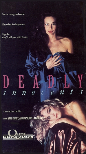 Deadly Innocents - VHS movie cover (thumbnail)