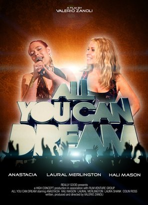 All You Can Dream - Movie Poster (thumbnail)