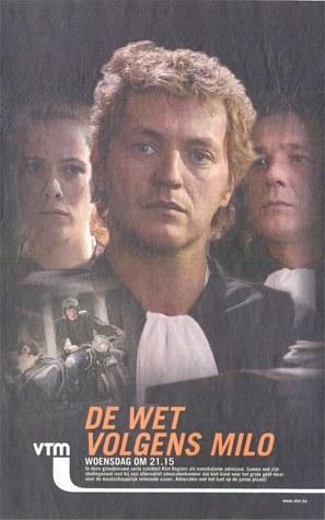 """De wet volgens Milo"" - Belgian Movie Poster (thumbnail)"