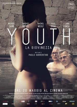 Youth - Italian Movie Poster (thumbnail)