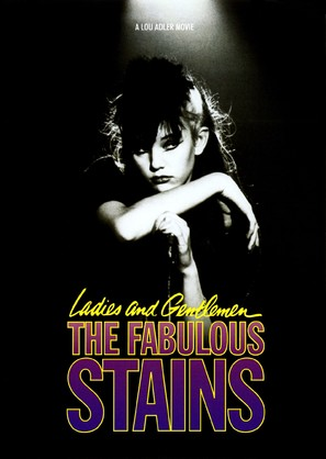 Ladies and Gentlemen, the Fabulous Stains - DVD movie cover (thumbnail)