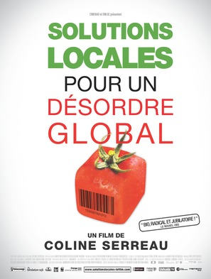 Solutions locales pour désordre global - French Movie Poster (thumbnail)