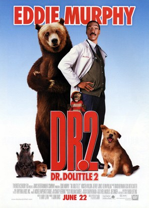 Doctor Dolittle 2 - Movie Poster (thumbnail)