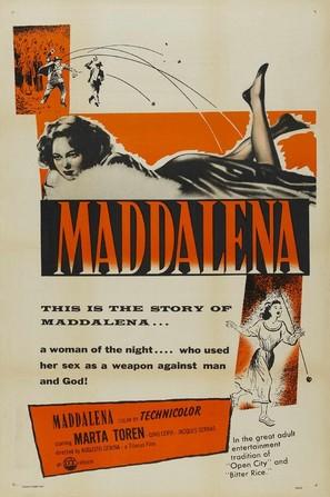 Maddalena - Movie Poster (thumbnail)
