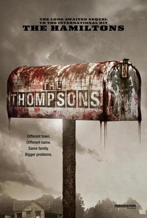 The Thompsons - Movie Poster (thumbnail)