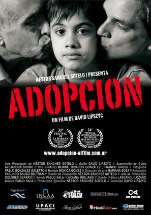 Adopción - Argentinian Movie Poster (thumbnail)