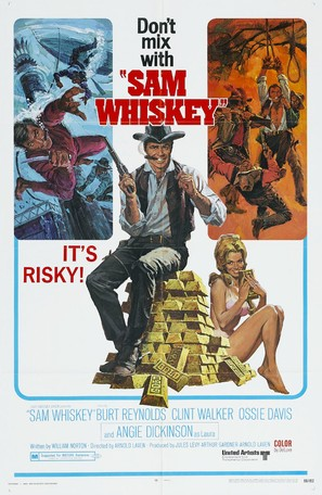 Sam Whiskey - Movie Poster (thumbnail)