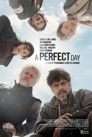 A Perfect Day - Movie Poster (thumbnail)