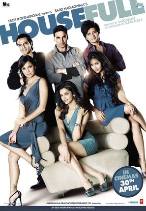 Housefull - Indian Movie Poster (thumbnail)