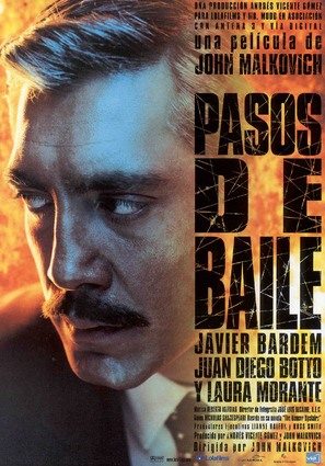 The Dancer Upstairs - Spanish Movie Poster (thumbnail)