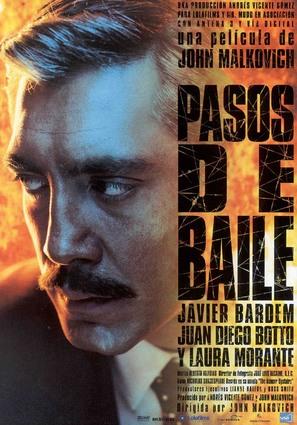 The Dancer Upstairs - Spanish Movie Poster (thumbnail)