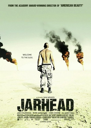 Jarhead - Advance poster (thumbnail)