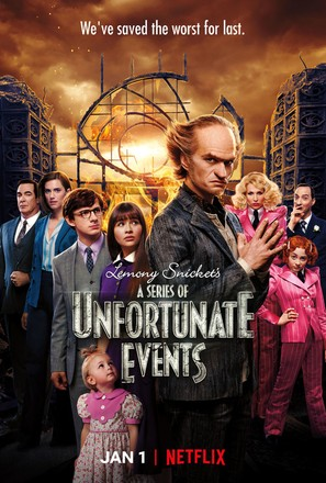 """""""A Series of Unfortunate Events"""" - Movie Poster (thumbnail)"""