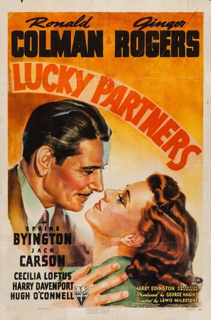 Lucky Partners - Movie Poster (thumbnail)