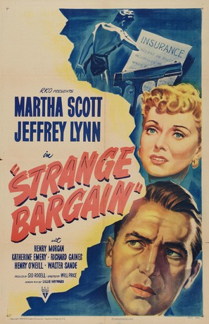 Strange Bargain - Movie Poster (thumbnail)