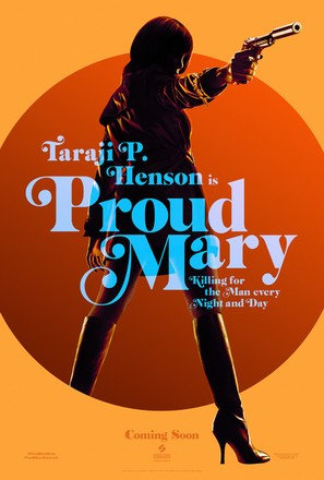 Proud Mary - Movie Poster (thumbnail)