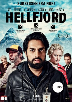"""Hellfjord"" - Norwegian DVD movie cover (thumbnail)"