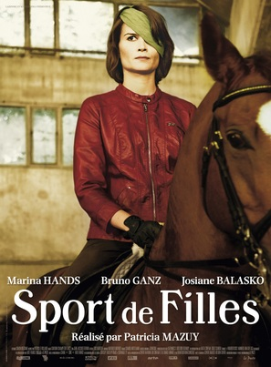 Sport de filles - French Movie Poster (thumbnail)