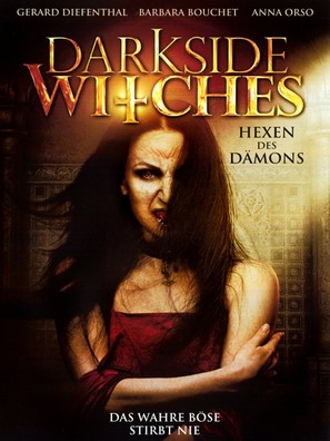 Darkside Witches - German Movie Cover (thumbnail)