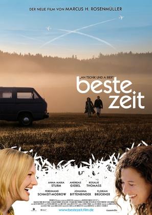 Beste Zeit - German poster (thumbnail)