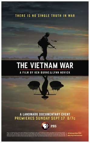 """The Vietnam War"" - Movie Poster (thumbnail)"