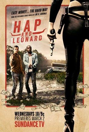 """Hap and Leonard"" - Movie Poster (thumbnail)"