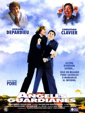 Anges gardiens, Les - Spanish Movie Poster (thumbnail)