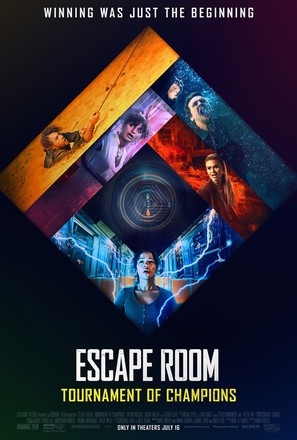 Escape Room: Tournament of Champions - Movie Poster (thumbnail)