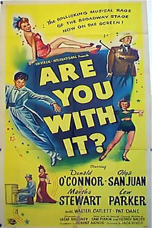 Are You with It? - Movie Poster (thumbnail)