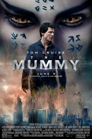 The Mummy - Movie Poster (thumbnail)