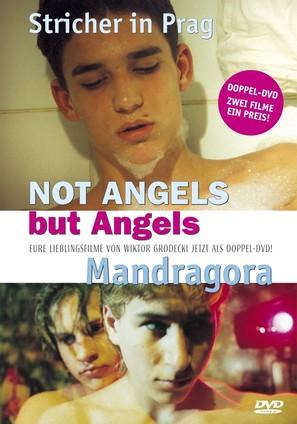Mandragora - German Movie Cover (thumbnail)