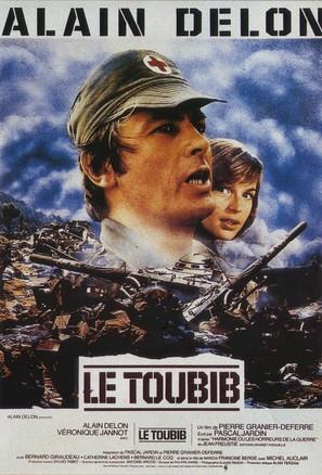 Le toubib - French Movie Poster (thumbnail)