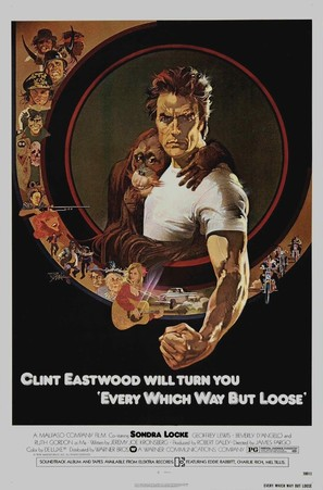 Every Which Way But Loose - Movie Poster (thumbnail)