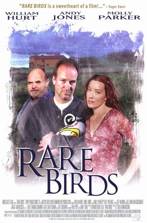 Rare Birds - Movie Poster (thumbnail)