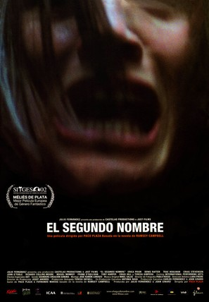 El segundo nombre - Spanish Movie Poster (thumbnail)