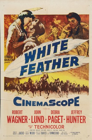 White Feather - Movie Poster (thumbnail)