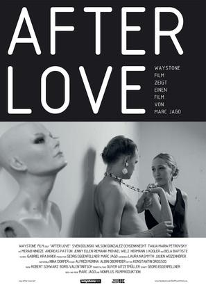 Die blauen Stunden - Austrian Movie Poster (thumbnail)
