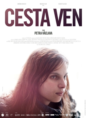 Cesta ven - Czech Movie Poster (thumbnail)