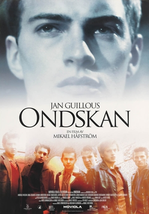 Ondskan - Swedish Movie Poster (thumbnail)
