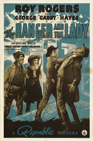 The Ranger and the Lady - Movie Poster (thumbnail)