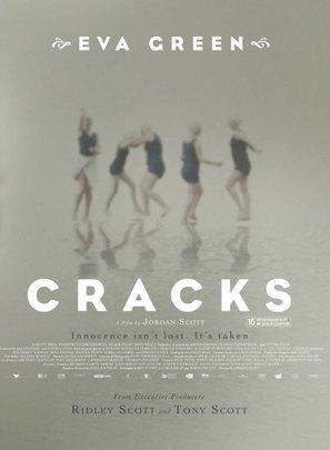 Cracks - British Theatrical movie poster (thumbnail)