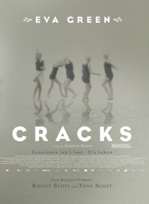 Cracks - British Theatrical poster (thumbnail)
