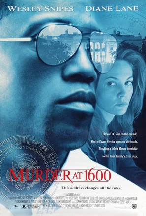 Murder At 1600 - Movie Poster (thumbnail)