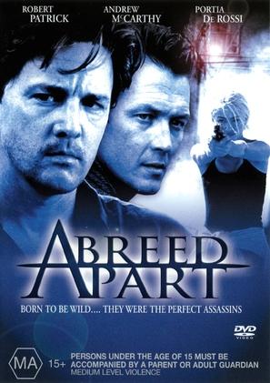 Perfect Assassins - Australian DVD movie cover (thumbnail)