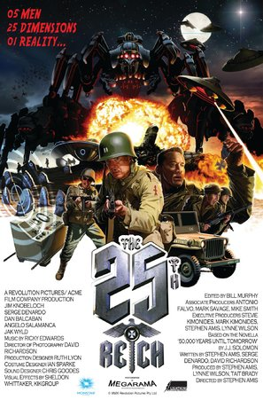 The 25th Reich - Australian Movie Poster (thumbnail)