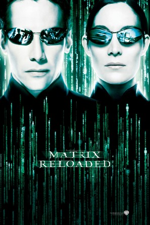 The Matrix Reloaded - Movie Poster (thumbnail)