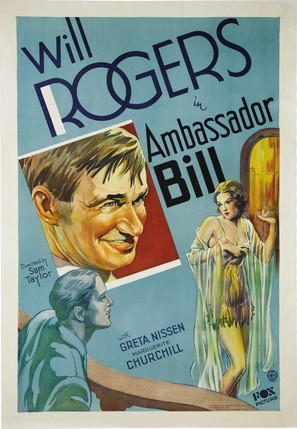 Ambassador Bill - Movie Poster (thumbnail)