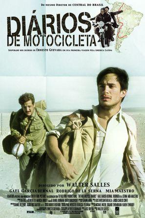 Diarios de motocicleta - Argentinian Movie Poster (thumbnail)