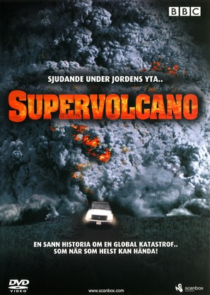 Supervolcano - Swedish poster (thumbnail)
