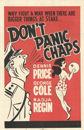 Don't Panic Chaps! - Movie Poster (thumbnail)